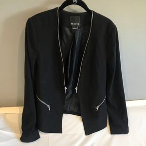 Worn once! Trouve black blazer